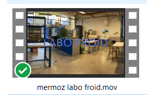 BTS FED Mermoz labo froid